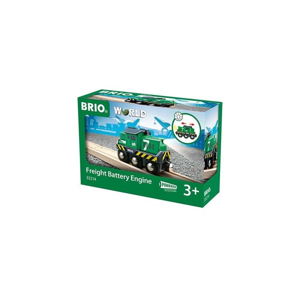 BRIO Battery Powered Engine Train